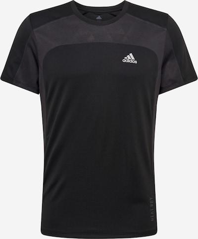 ADIDAS PERFORMANCE Funkční tričko 'HEAT.RDY' - šedá / černá, Produkt