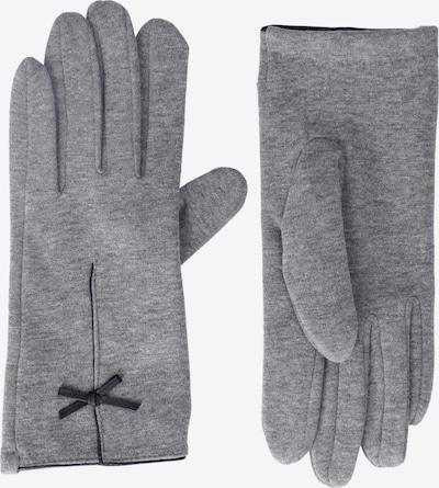 Six Handschuhe in hellgrau, Produktansicht