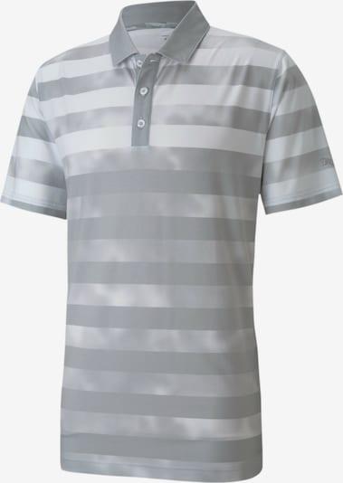 PUMA Functioneel shirt in de kleur Grijs, Productweergave