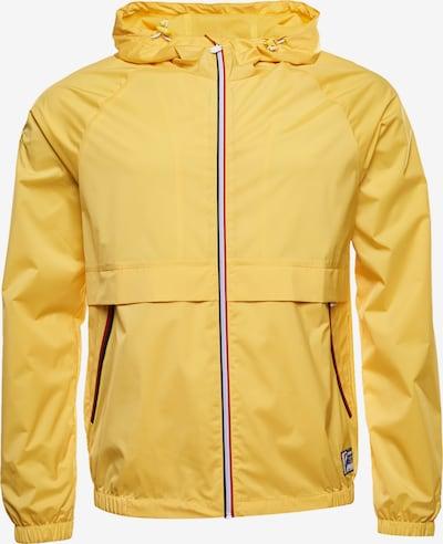 Superdry Tussenjas in de kleur Geel, Productweergave