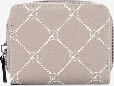 TAMARIS Wallet 'Anastasia' in Taupe / White, Item view