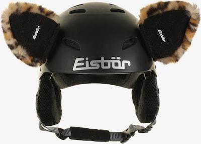 Eisbär Helm in braun / schwarz, Produktansicht