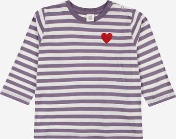 T-Shirt Kauf Dich Glücklich Kids en violet