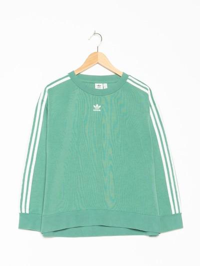 ADIDAS Sweatshirt in XXL in smaragd, Produktansicht