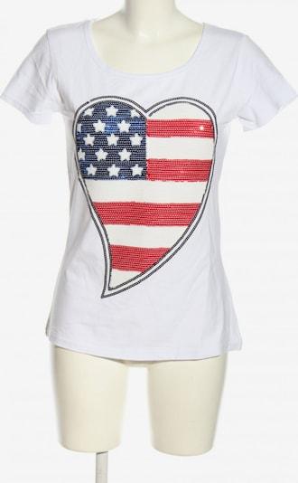 PARISIAN T-Shirt in M in blau / rot / weiß, Produktansicht