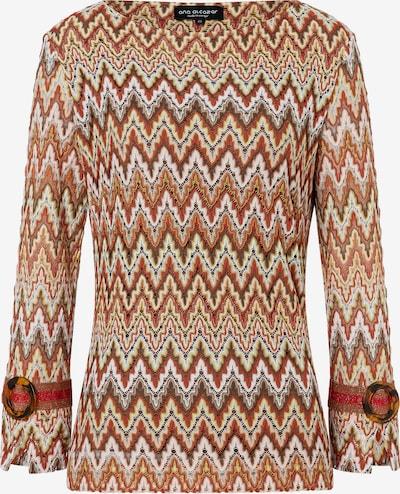 Ana Alcazar Shirt ' Zalea' in mischfarben, Produktansicht