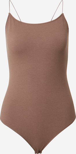 ABOUT YOU x Sofia Tsakiridou Bodytop 'Ela' in braun, Produktansicht