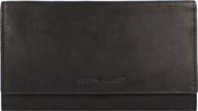 GREENBURRY Geldbörse in dunkelbraun, Produktansicht