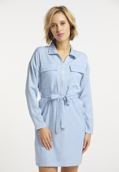 usha BLUE LABEL Shirt Dress in Light blue, View model