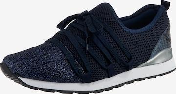 Lynfield Sneaker in Blau