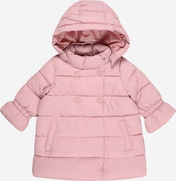 Giacca invernale di UNITED COLORS OF BENETTON in rosa