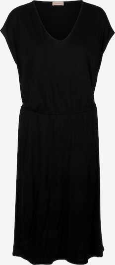 TRIANGLE Kleid in schwarz, Produktansicht