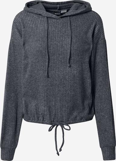 Gina Tricot Sweatshirt 'Stina' i gråmelerad, Produktvy