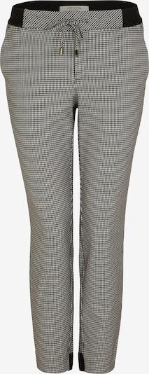 Ci comma casual identity Pantalon chino en beige / noir, Vue avec produit
