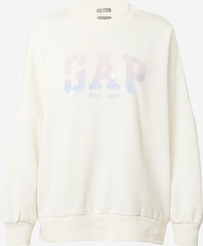 GAP Sudadera en ópalo / rosa pastel / blanco, Vista del producto
