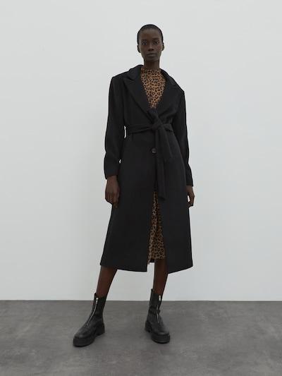 Cappotto di mezza stagione 'Roxana' EDITED di colore nero, Visualizzazione modelli