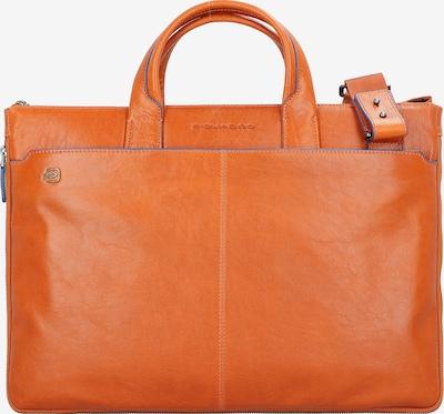 Piquadro Laptoptasche in blau / orange, Produktansicht