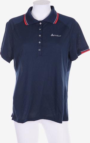 ODLO Top & Shirt in L in Blue
