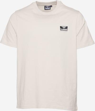hummel hive Shirt 'Ferie' in de kleur Crème / Zwart, Productweergave