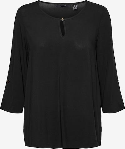 Vero Moda Curve Bluse 'NADS' in schwarz, Produktansicht