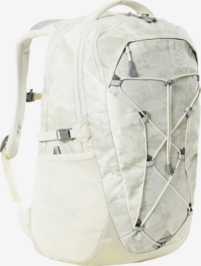THE NORTH FACE Sportrucksack 'Borealis' in beige / weiß, Produktansicht
