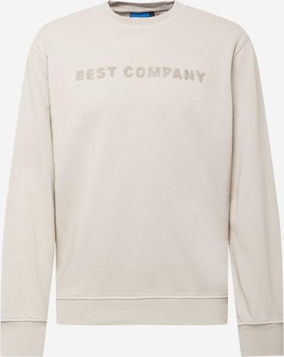 Best Company Sweatshirt in Light grey, Item view