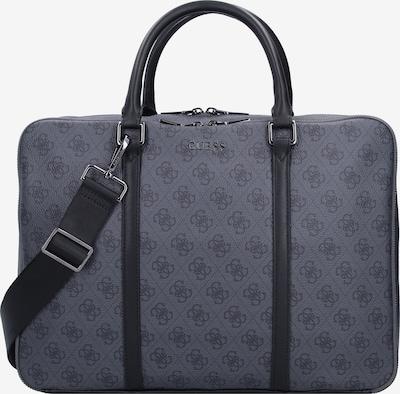GUESS Tasche in blau / graphit / schwarz, Produktansicht