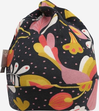 SIGIKID Mütze in gelb / rosa / schwarz / weiß, Produktansicht