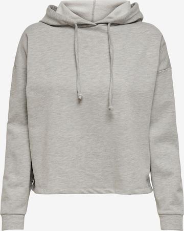 ONLY Sweatshirt 'Dreamer' in Grijs