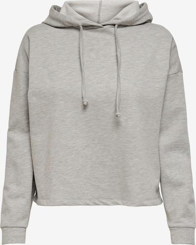 ONLY Sweatshirt 'Dreamer' in hellgrau, Produktansicht