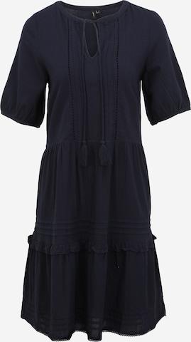 Vero Moda Tall Šaty 'Ibia' - Modrá