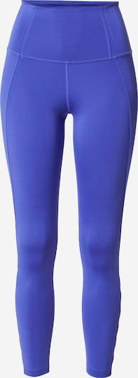 Pantaloni sport NIKE pe albastru regal, Vizualizare produs