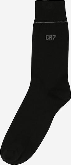 CR7 - Cristiano Ronaldo Ponožky - šedá / černá, Produkt