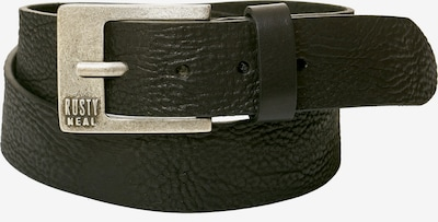 Rusty Neal Gürtel '4503' in schwarz, Produktansicht