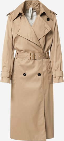 DRYKORN Between-seasons coat 'Comber' in beige, Item view
