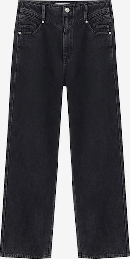 MANGO Jeans 'Juliette' in black denim, Produktansicht