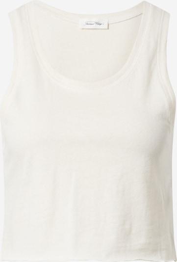 AMERICAN VINTAGE Top 'CYL00A' in de kleur Wit, Productweergave