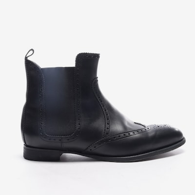 HERMÈS Dress Boots in 39 in Black, Item view