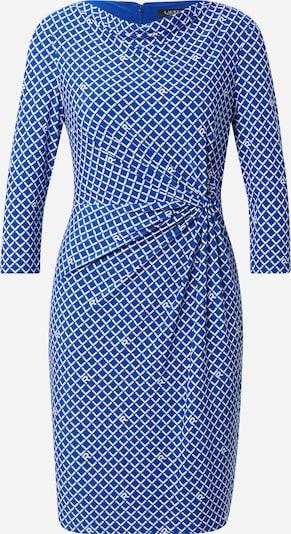 Lauren Ralph Lauren Vestido 'TRAVA' en azul / blanco, Vista del producto