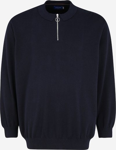 Jack & Jones Plus Sweater 'RENNO' in dark blue, Item view