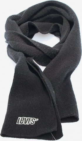 LEVI'S Scarf & Wrap in One size in Black