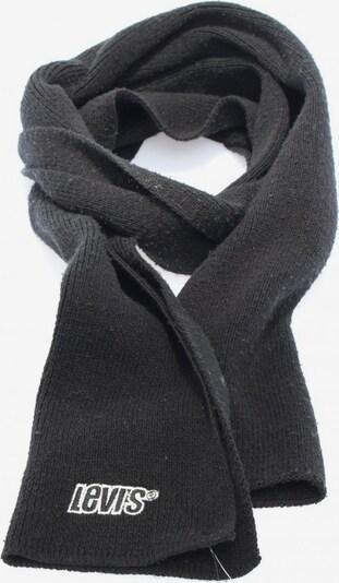 LEVI'S Strickschal in One Size in schwarz, Produktansicht