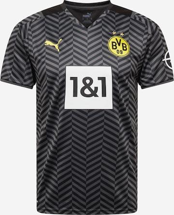 PUMA Spordisärk 'Borussia Dortmund 21-22 Auswärts', värv hall
