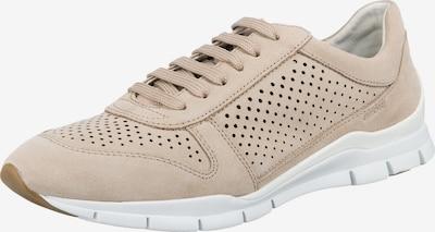 GEOX Sneaker 'D Sukie' in sand, Produktansicht