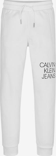 Calvin Klein Jeans Spodnie w kolorze białym, Podgląd produktu