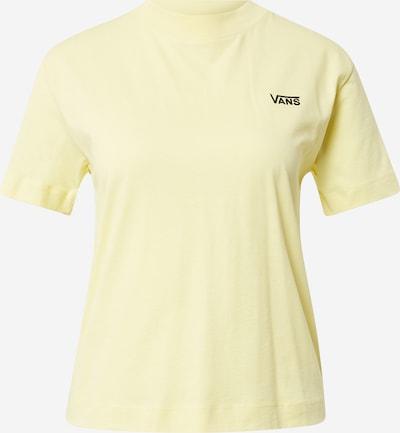 VANS T-Shirt in hellgelb, Produktansicht