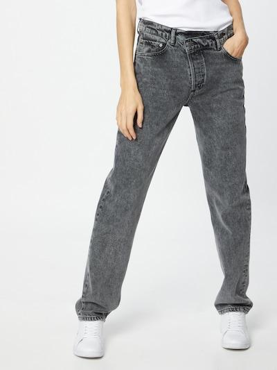 Boyish Džíny 'CASEY' - šedá džínová, Model/ka