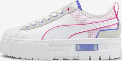 PUMA Sneaker in lila / rosa / neonpink / offwhite, Produktansicht