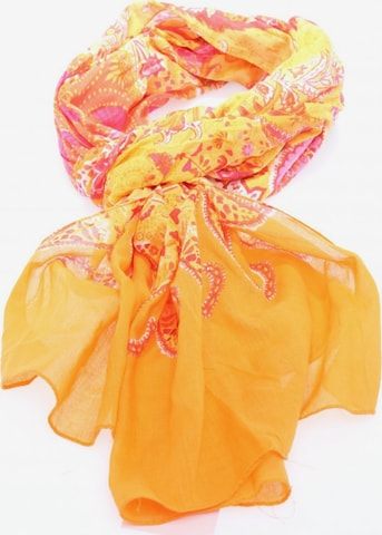 Bijou Brigitte Scarf & Wrap in One size in Orange