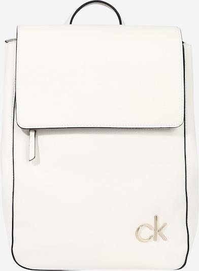 Calvin Klein Rucksack in weiß, Produktansicht